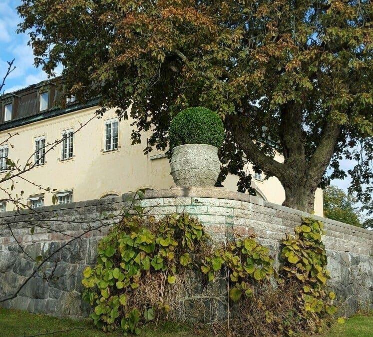Planteringskärl till Prins Eugenes Waldemarsudde