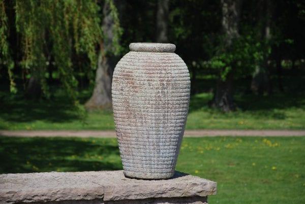Olivo urna och kruka i frosttåligt stengods