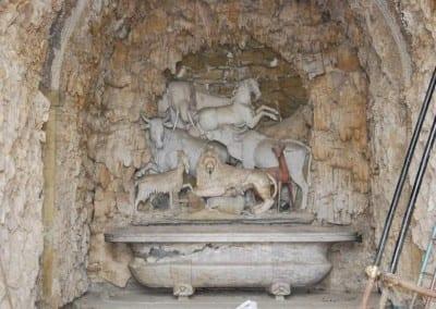 castello grotto toscana cadabra
