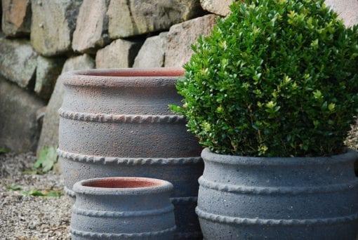 planteringskarl colosseo fired earth koldtaliga krukor for tradgarden utekrukor karl utomhuskrukor