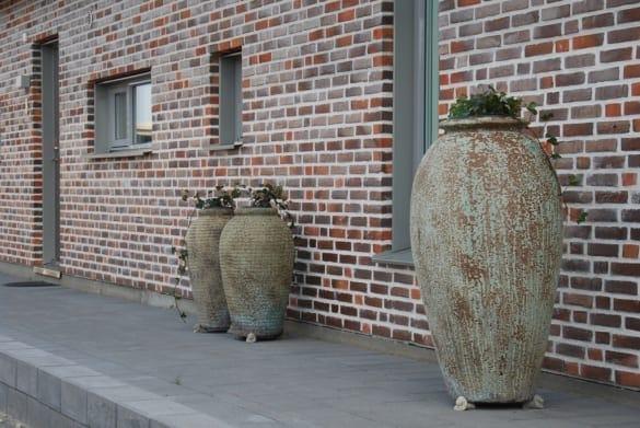 Stora frosttåliga krukor och urnor från Cadabra