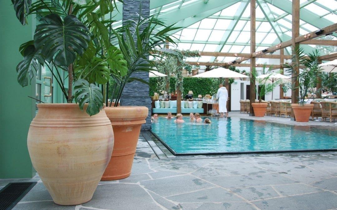 Orangerimiljö till ESS Group hotellen – Mäster Johan, The Steam och Falkenberg Strandbad!