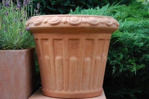 terracottakrukor scannellato cadabra toscana italien