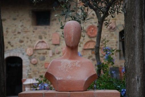 staty frosttålig terrakotta från Impruneta