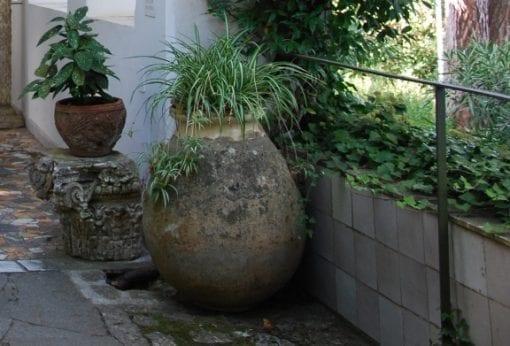 Biot olivoljekärl i frosttålig terracotta Cadabra