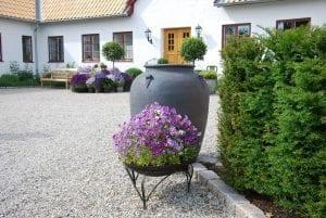 Vaso Emporia frosttåliga stora urnor, kärl och krukor