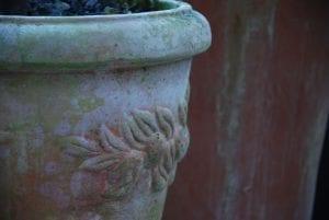 utekrukor vaso limone patinerade terrakottakrukor för citronträd