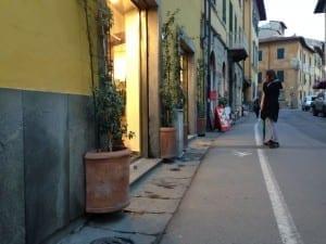 Vaso Parete Italienska terrakottakrukor för publika miljöer från Cadabra