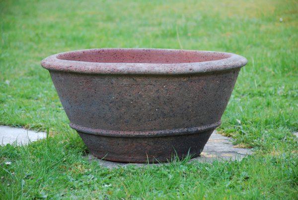 Planteringskärl Saturno frosttåliga stora utomhuskrukor och krukor för trädgården