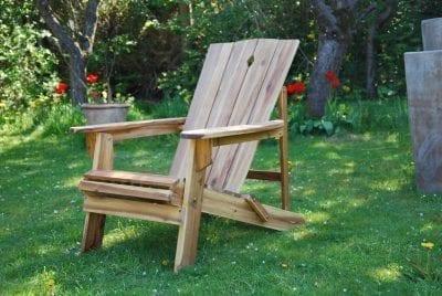 Fällbara utemöbler adirondack stol magic för balkongen