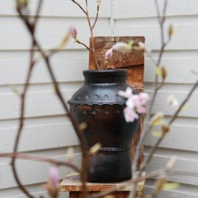 Bau Truc interior design handgjorda lerkrus vaser krukor
