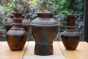 Bau Truc A intedning lerkrus lerkärl interior design vas krukor urnor