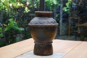 Bau Truc B inredning lerkrus lerkärl interior design vas krukor urnor