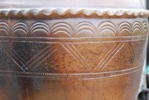 Bau Truc F inredning lerkrus lerkärl interior design vas krukor urnor