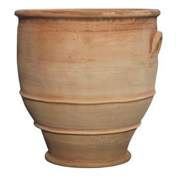 Delphi stora planteringskärl och utekrukor för entre och trädgård