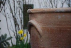 Delphi stora frosttåliga planteringskärl som höga entreurnor och krukor