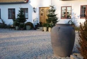 Vaso Emporia stora urna krukor och utekrukor