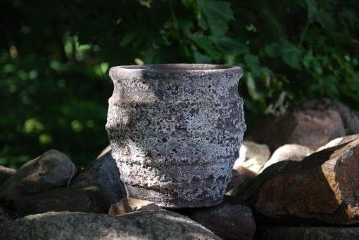 Colosseo Dolomite krukor och kärl för trädgården utomhuskrukor betongkrukor