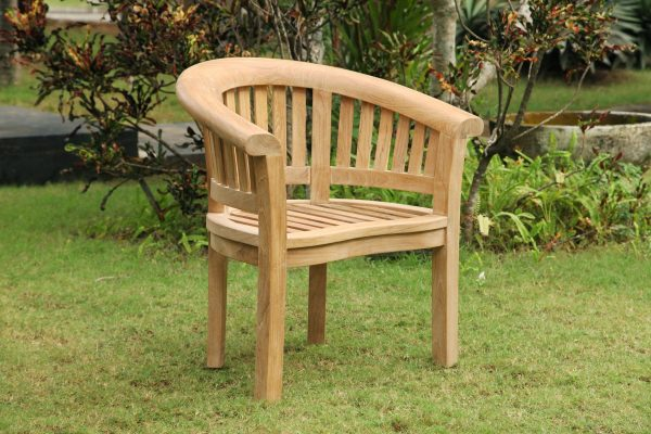 Teakmöbler Orchard fåtöljer stolar utemöbler för trädgården och uteplatsen2