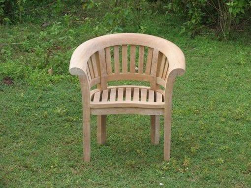 Teakmöbler Orchard fåtöljer stolar utemöbler för trädgården och uteplatsen3