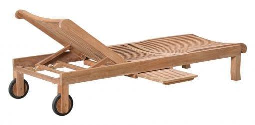 teakmöbler bali solvagn loungemöbler för trädgården och uteplatsen solstol vilstol