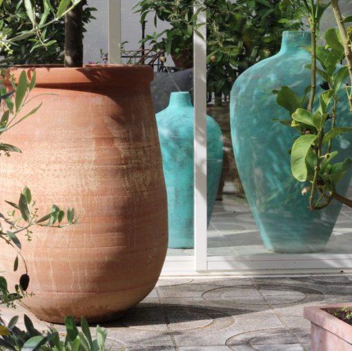 Vaser stora interior design