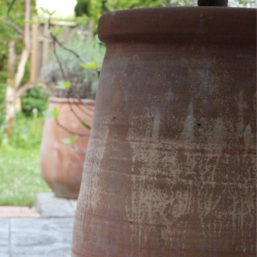 Marrakech frosttålig terrakottakruka utomhus trädgården